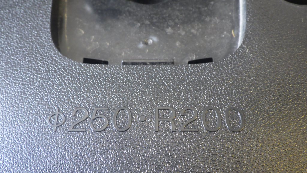 UD トラックス 純正部品 日産ディーゼル クオン 丸型アンダーミラー 熱線入り5