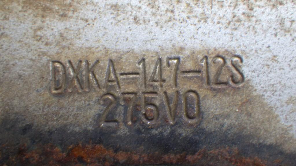 245/70R19.5 未使用品 大型低床用 スペアタイヤ スチールホイール付7
