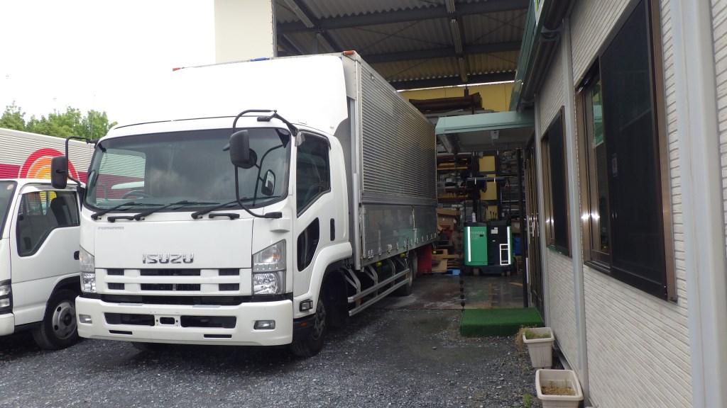 今月もレンタル車輌 増 トラックのレンタル も アイケイアール