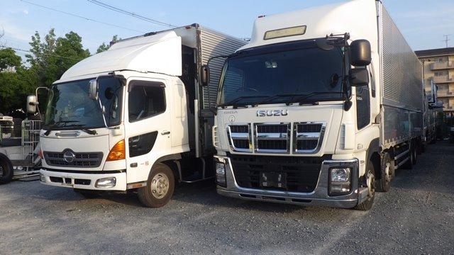 高年式 乗用車 トラック 特殊車両 買取 販売 は アイケイアール