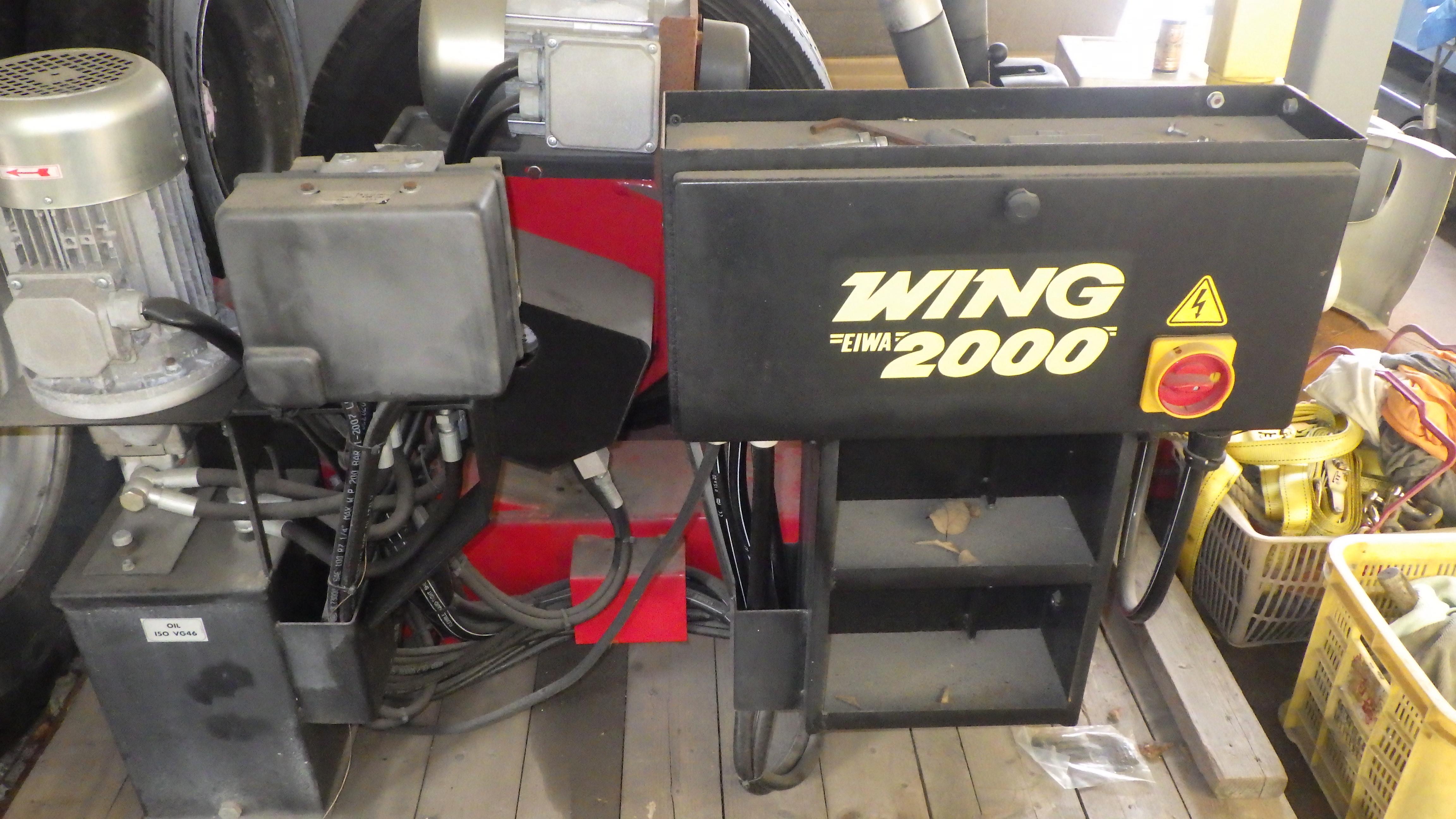 タイヤチェンジャー WING20002