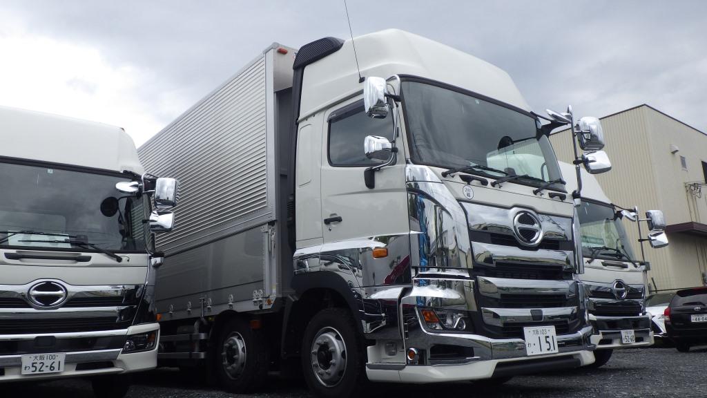 トラック 重機 建設機械 フォークリフト 乗用車 買取 販売のアイケイアール