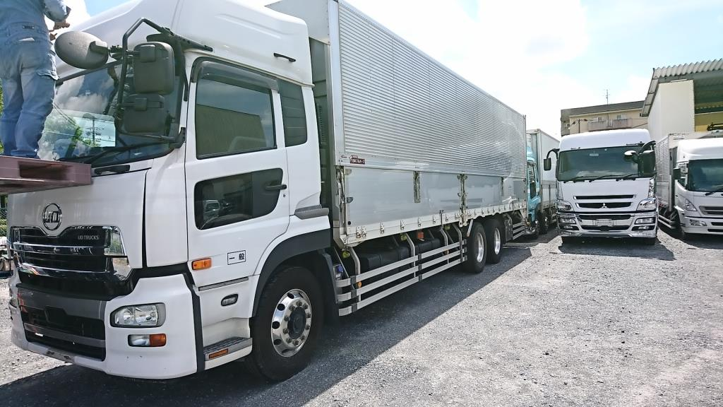 トラックの買取り販売  冷蔵冷凍車 高価買取のアイケイアール㈱