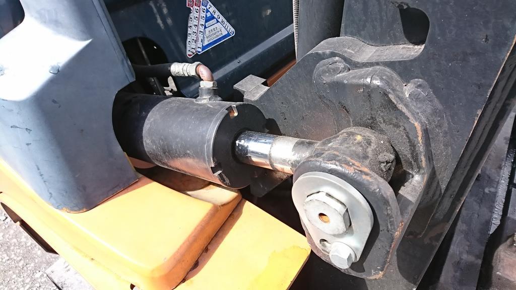 トヨタフォークリフト サイドシフト 3.5tディーゼルエンジン6