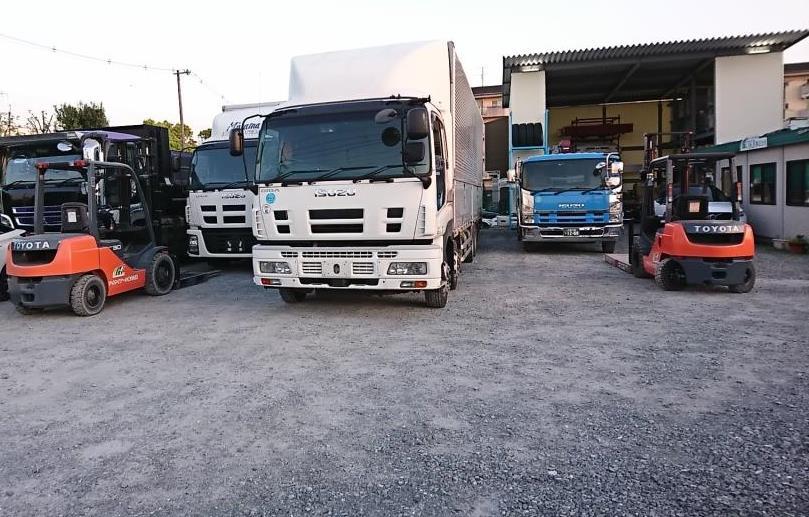 トラック販売強化月間 特選中古車 販売のアイケイアール