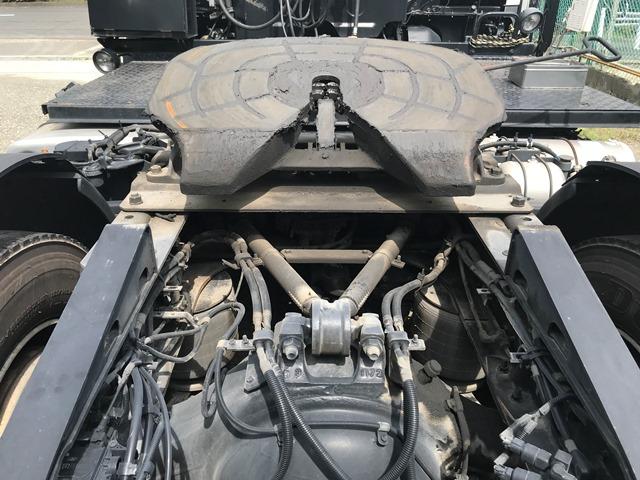 ギガ QKG-EXD52AD トラクター 460馬力18