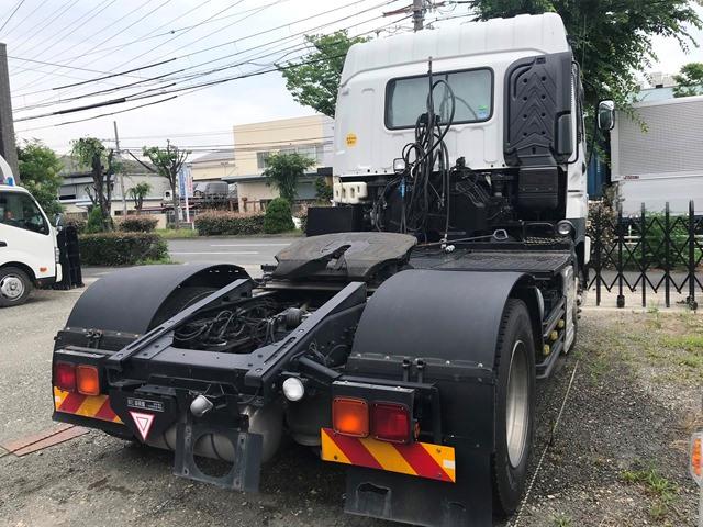 ギガ QKG-EXD52AD トラクター 460馬力2