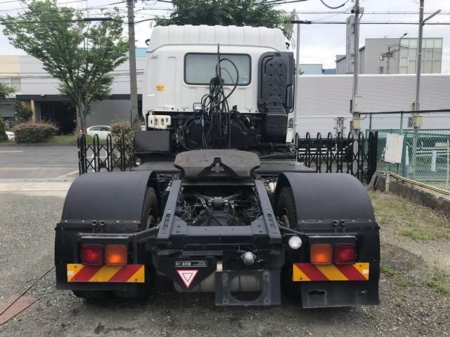 ギガ QKG-EXD52AD トラクター 460馬力7
