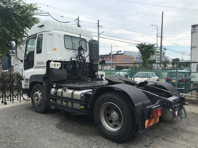 ギガ QKG-EXD52AD トラクター 460馬力4