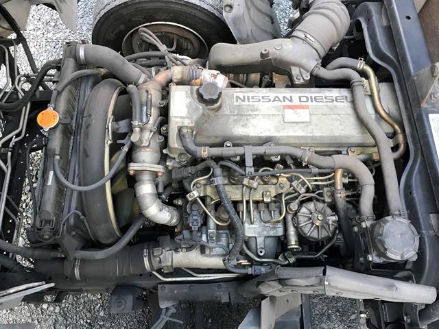 H17年 PB-MK36A コンドル アルミブロック38
