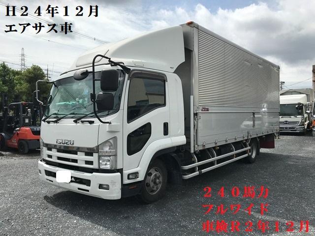 フォワード TKG-FRR90T2 アルミウイング エアサス車1
