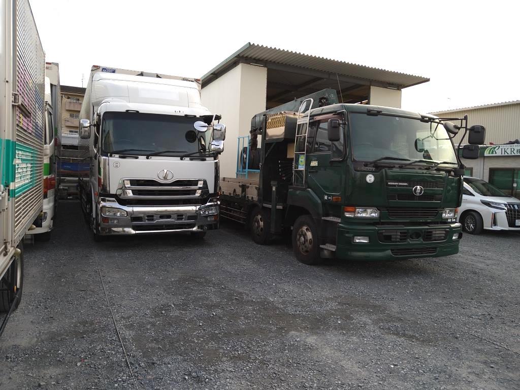 中古トラックの買取り 販売のアイケイアール