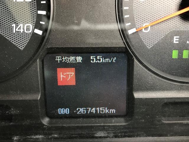 H28年 TKG-FK61F アルミウイング フルワイド 240馬力 車検付17