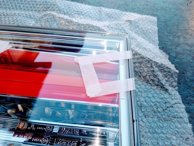 17プロフィア用変換ハーネス付 シーケンシャルターン オールLEDリアコンビネーションランプ歌舞伎テール3