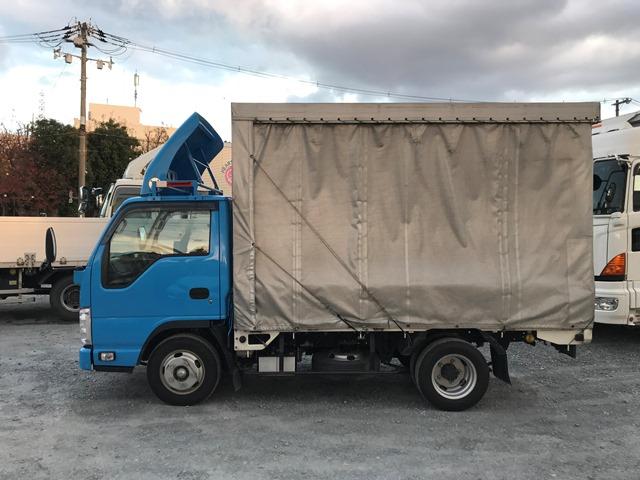 H29年 TRG-NJR85A 幌カーテン車 10尺6