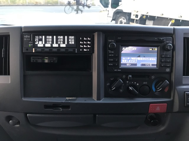 H29年 TRG-NJR85A 幌カーテン車 10尺23