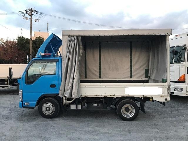 H29年 TRG-NJR85A 幌カーテン車 10尺7