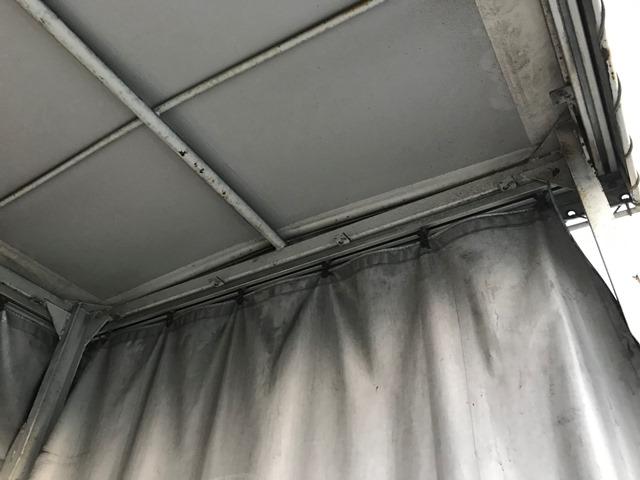 H29年 TRG-NJR85A 幌カーテン車 10尺17