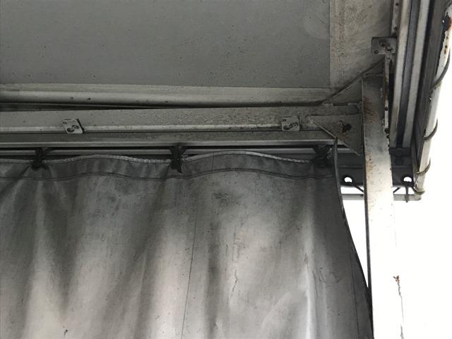 H29年 TRG-NJR85A 幌カーテン車 10尺16