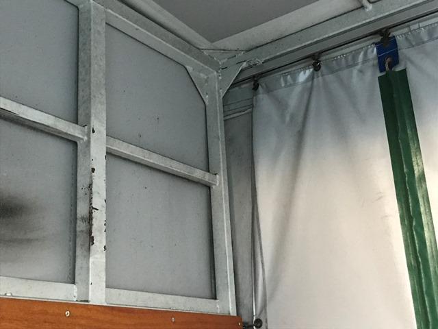 H29年 TRG-NJR85A 幌カーテン車 10尺15