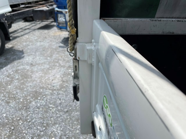H29年 TRG-NJR85A 幌車 カーテン式 10尺 外部評価付き19