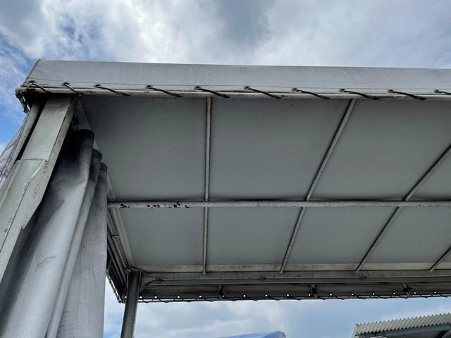 H29年 TRG-NJR85A 幌車 カーテン式 10尺 外部評価付き16
