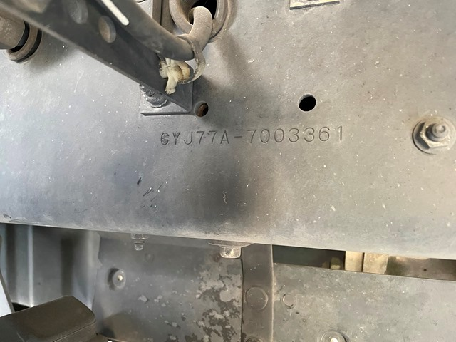 H24年 LKG-CYJ77A アルミウイング 格納ゲート付56