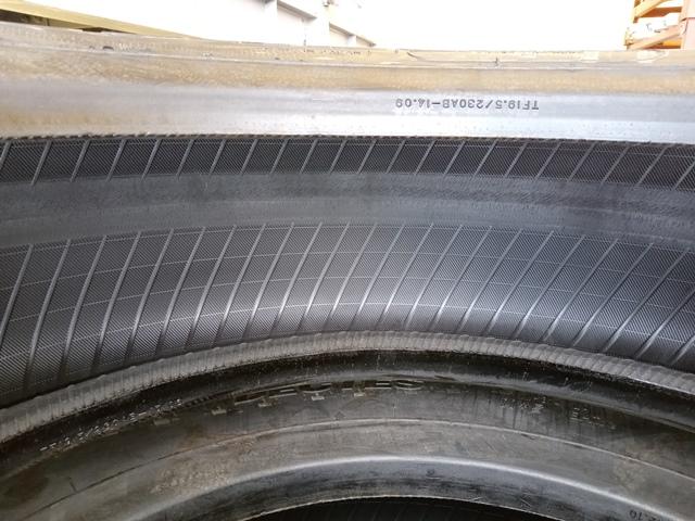 245/70R19.5 スタッドレスタイヤ ダンロップ6本 /SP0887