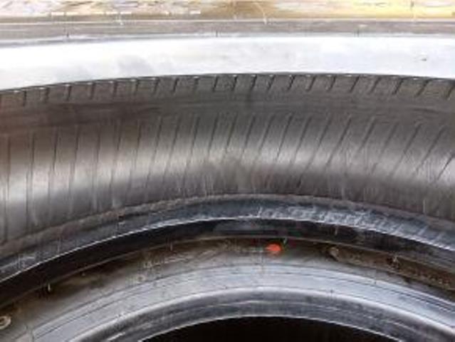245/70R19.5 スタッドレスタイヤ8本 MICHELIN / XJS WINTER GRIP7
