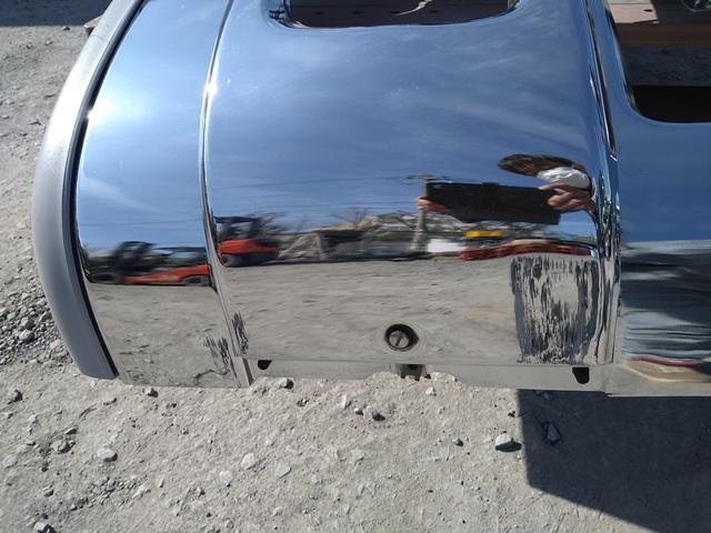 いすゞギガ 純正メッキフロントバンパーエアダムタイプ6