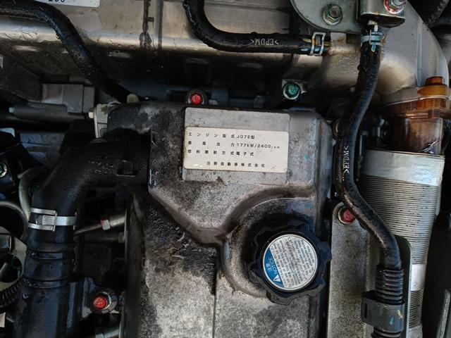 H28年3月TPG-FD7JLAA アルミウイング 6MT35
