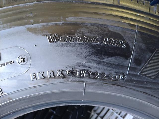 245/70R19.5 ブリジストンタイヤ 大特価セール品6