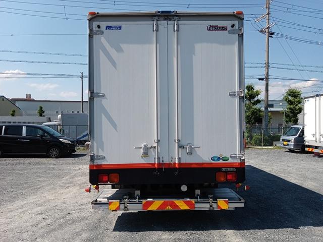 H23年 UDトラックス 4t格納ゲート付アルミウイング 6MT エアサス8
