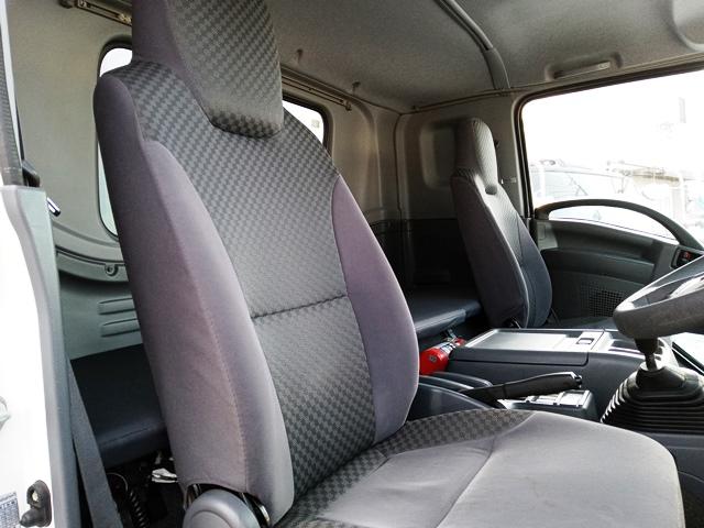 R1年 いすゞ フォワード ウイング ワイド エアサス 6MT 240PS 車検付き20