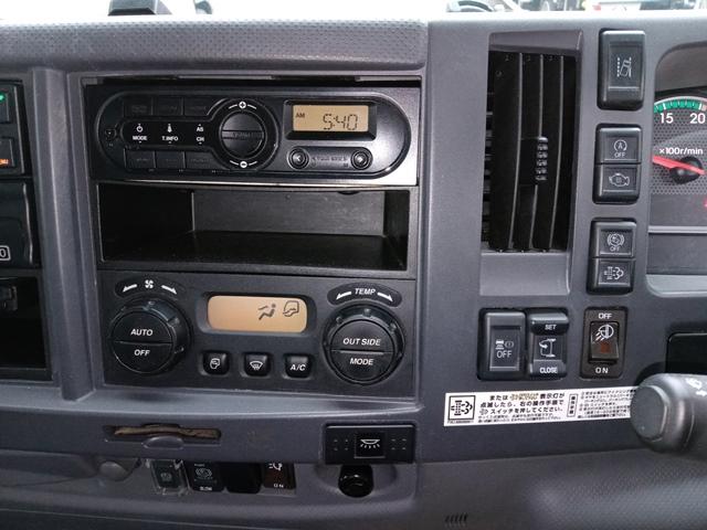 R1年 いすゞ フォワード ウイング ワイド エアサス 6MT 240PS 車検付き38