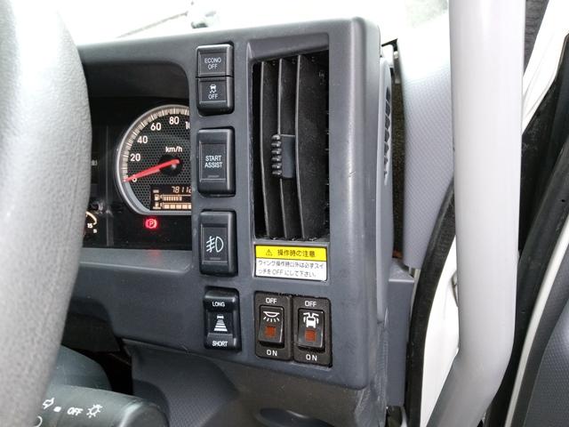 R1年 いすゞ フォワード ウイング ワイド エアサス 6MT 240PS 車検付き39