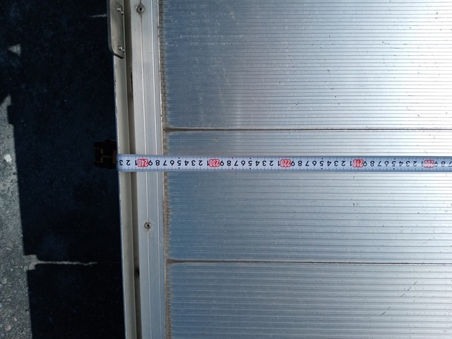 H23年 UDトラックス 4t格納ゲート付アルミウイング 6MT エアサス23