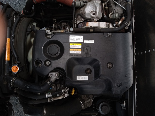 H25年 いすゞエルフ 標準 ドライバン 室内高2.04m 車検付き26