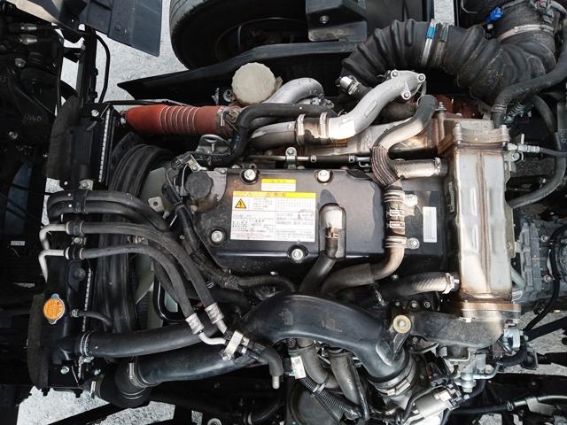 R1年 いすゞ フォワード ウイング ワイド エアサス 6MT 240PS 車検付き25