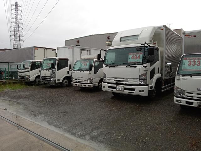 プライスボード始めました! 中古トラック販売・買取を強化中!!  東大阪 アイケイアール