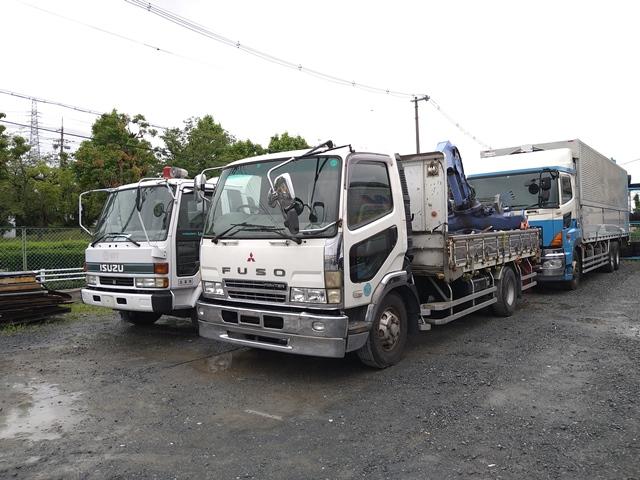フォークリフト クレーン 特殊車両 建機 買取のアイケイアール