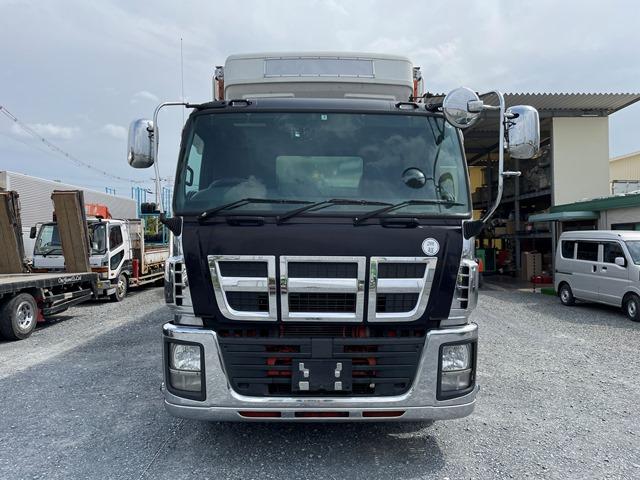 ギガ H24年式 QKG-CYL77A 冷凍車 サブエンジン付5