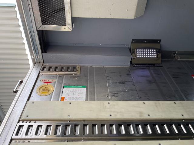 ギガ H24年式 QKG-CYL77A 冷凍車 サブエンジン付16
