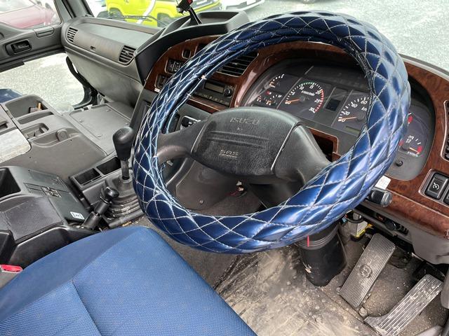 ギガ H24年式 QKG-CYL77A 冷凍車 サブエンジン付24
