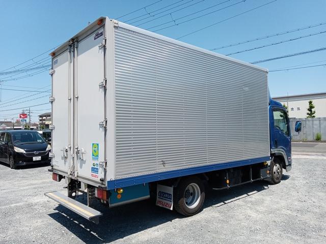 H29年 いすゞ エルフ ワイド ロング バン 6MT 車検付き2