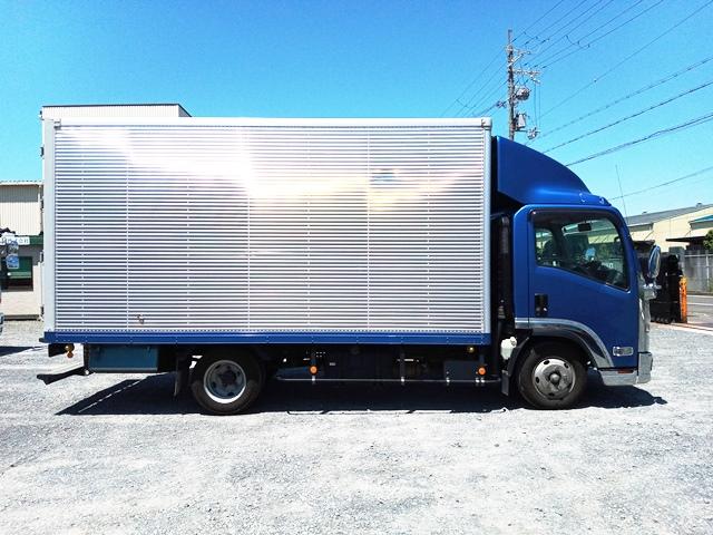 H29年 いすゞ エルフ ワイド ロング バン 6MT 車検付き6