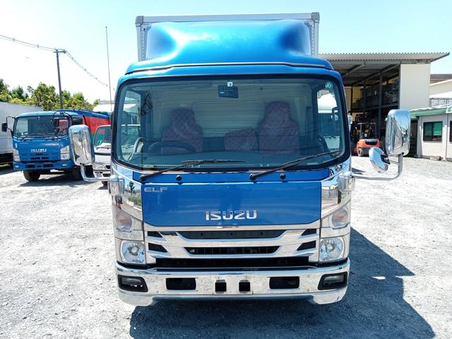 H29年 いすゞ エルフ ワイド ロング バン 6MT 車検付き7