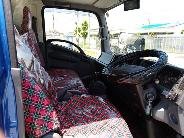 H29年 いすゞ エルフ ワイド ロング バン 6MT 車検付き19