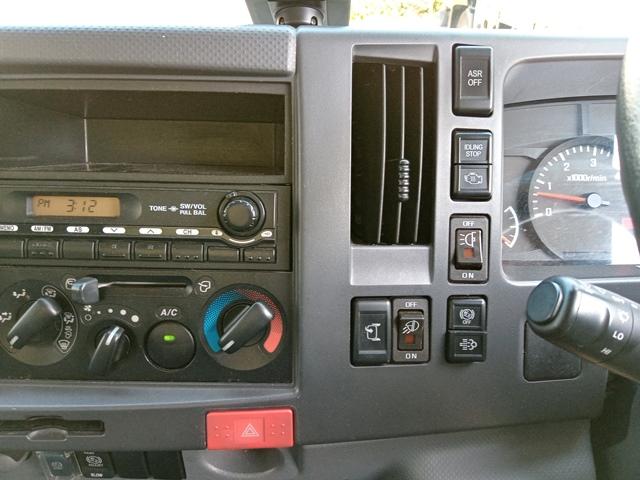 H26年 TKG-NPR85AN いすゞ エルフ アルミバン サイドドア付 6MT25