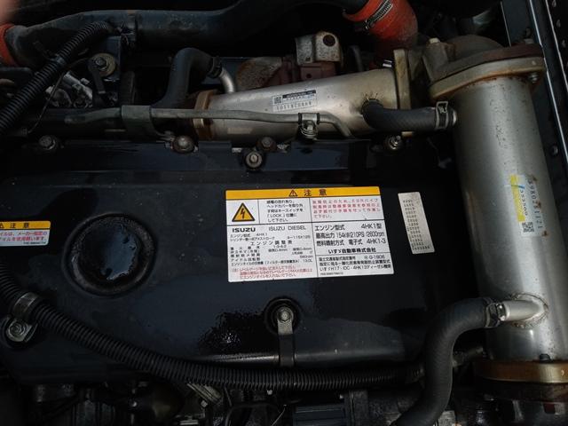 H22年 PKG-FRR90S2 いすゞ フォワード アルミバン サイドドア付 ワイド 6MT 外部評価付き32